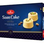 Соан пирожное (250 г), Soan Cake, произв. Haldirams