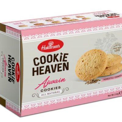 Соленое печенье с Тмином (150 г), Cookies Ajwain, произв. Haldirams