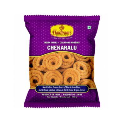 Чекаралу (150 г), Chekaralu, произв. Haldirams