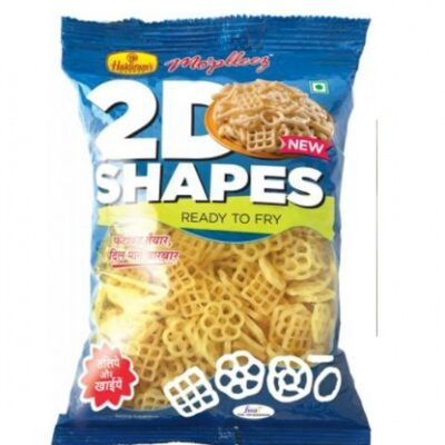 Шэйпс 2D (150 гр), 2D Shapes, произв. Haldirams
