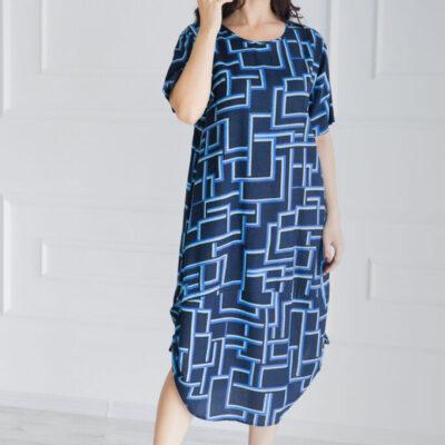 Платье (вискоза) №20- 305-4 4шт.уп