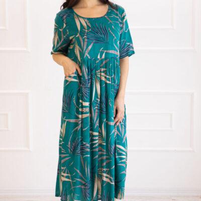 Платье (вискоза) №20- 306-3 4шт.уп