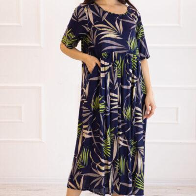 Платье (вискоза) №20- 306-4 4шт.уп
