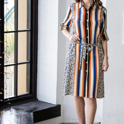 Платье (вискоза) №20- 307-1 5шт.уп
