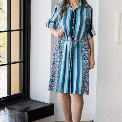 Платье (вискоза) №20- 307-2 5шт.уп