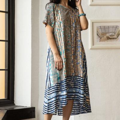 Платье (вискоза) №20- 231-6 4шт.уп