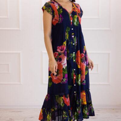 Платье (хлопок) №20- 232-5 4шт.уп