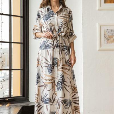 Платье (вискоза) №20- 297-4