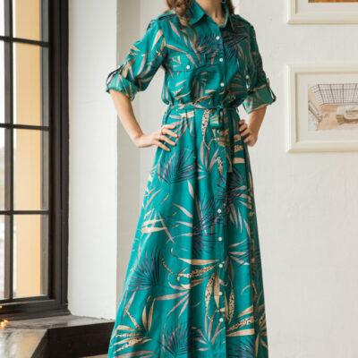Платье (вискоза) №20- 297-5