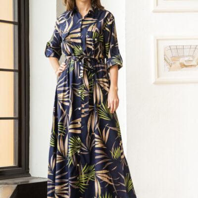 Платье (вискоза) №20- 297-6