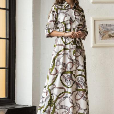 Платье (вискоза) №20- 297-8 4шт.уп