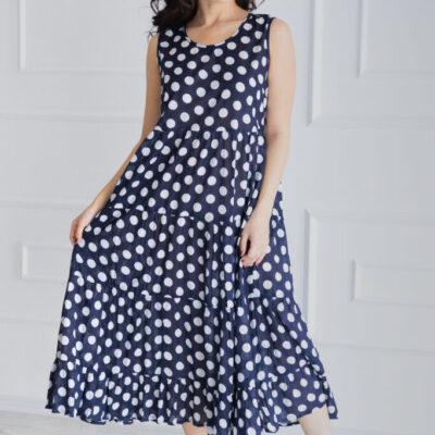 Платье (хлопок) №20- 328-1