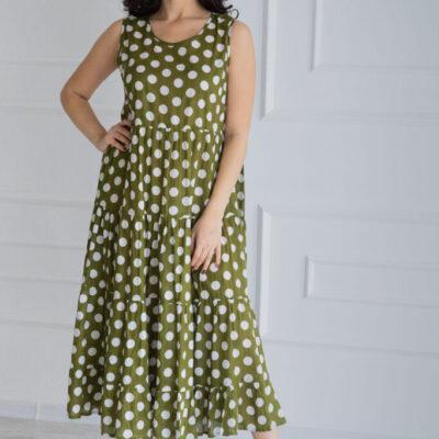 Платье (хлопок) №20- 328-2 4шт.уп