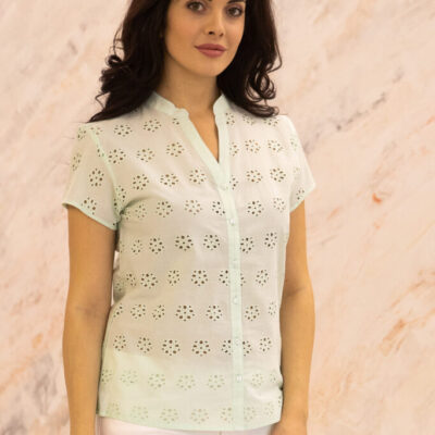 Блузка (хлопок) шитье №20-362-3 4шт.уп
