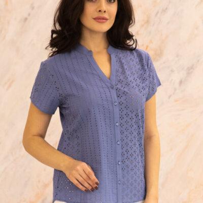 Блузка (хлопок) шитье №20-364-3 4шт.уп