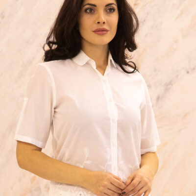 Блузка (хлопок) шитье №20-374-1 4шт.уп