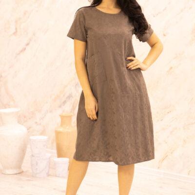 Платье (хлопок) с вышивкой №20-331-3 4шт.уп