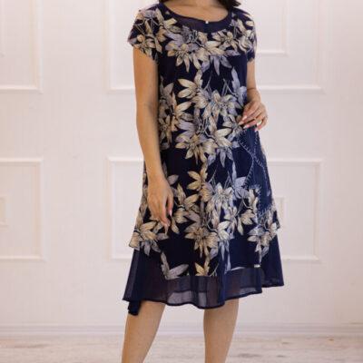 Платье (хлопок) №20- 119-3 4шт.уп