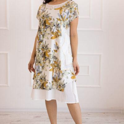 Платье (хлопок) №20- 119-5 4шт.уп