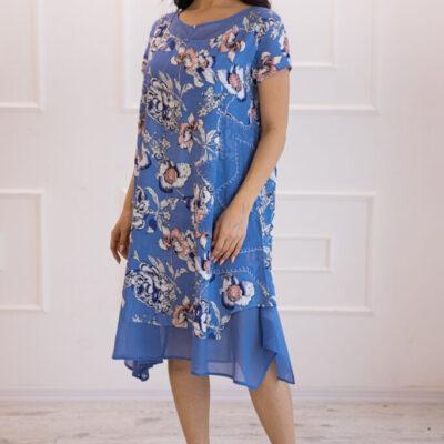 Платье (хлопок) №20- 119-7 4шт.уп