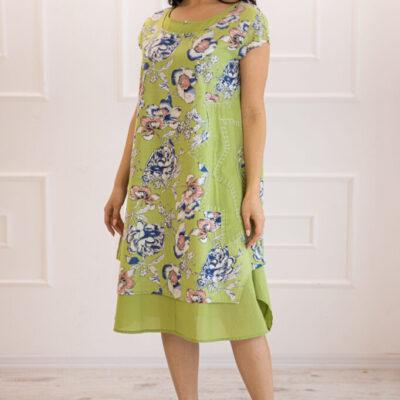 Платье (хлопок) №20- 119-8 4шт.уп