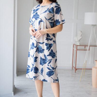 Платье (хлопок) №20- 333 3шт.уп