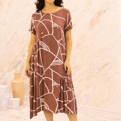 Платье (вискоза) №20- 338