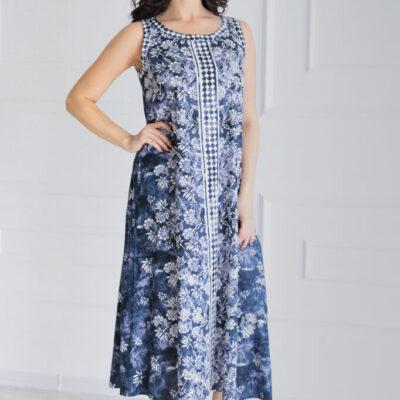Платье (вискоза) №20- 342-1 4шт.уп