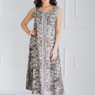 Платье (вискоза) №20- 342-2 4шт.уп