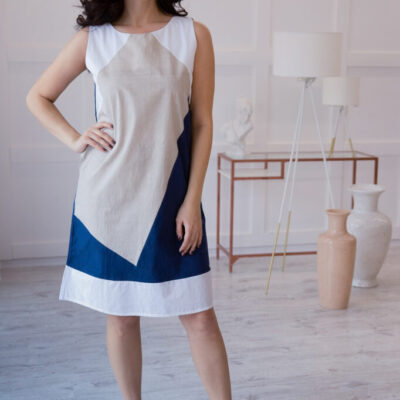 Платье (хлопок) №20- 326 4шт.уп