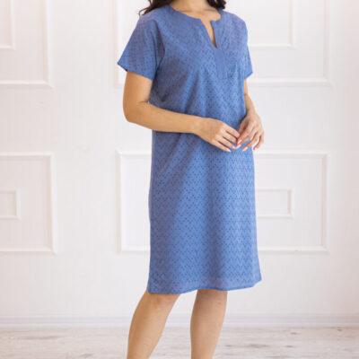 Платье (хлопок) шитье №20-337-3 4шт.уп