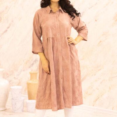 Платье (вискоза) с вышивкой №20-355-2