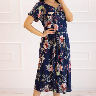 Платье (вискоза) №20- 384-1 4шт.уп