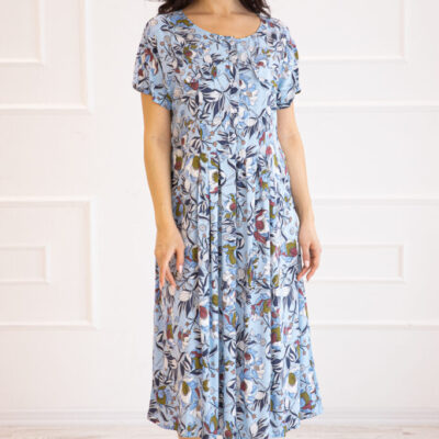 Платье (вискоза) №20- 384-3 4шт.уп