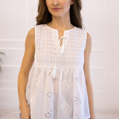Блузка (хлопок) шитье №20-359 4шт.уп