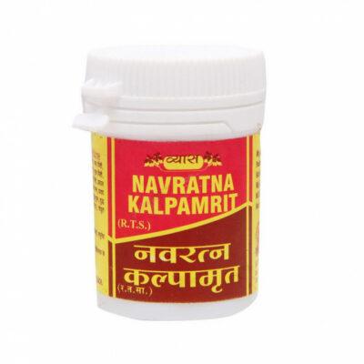 Навратна Калпамрит: источник кальция (25 таб), Navratna Kalpamrit, произв. Vyas