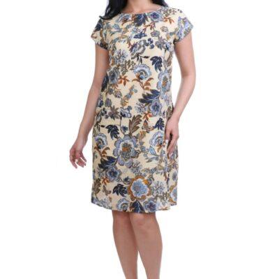 Платье (хлопок) №Пл18- 117