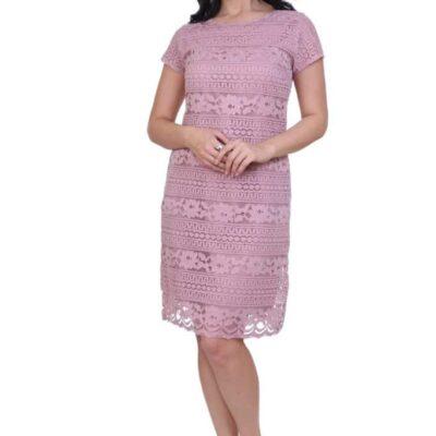 Платье с кружевом №19- 198-2 4шт.уп