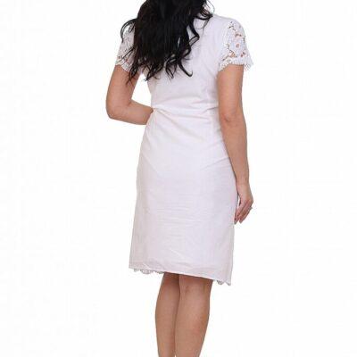 Платье с кружевом №19- 199-1