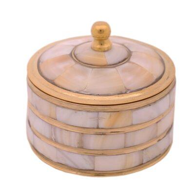 Шкатулка с перламутром №Пи709 (2шт/упак)