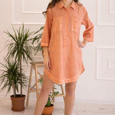 Рубашка-туника (хлопок) №20-274-4 5шт.уп