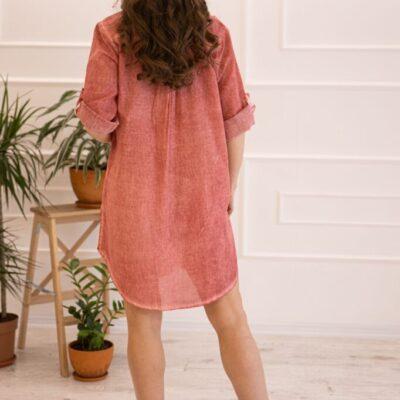 Рубашка-туника (хлопок) №20-274-6 5шт.уп