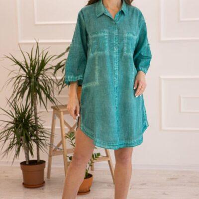 Рубашка-туника (хлопок) №20-274-7 5шт.уп