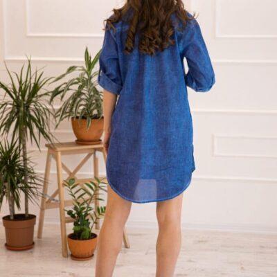 Рубашка-туника (хлопок) №20-274-8 5шт.уп