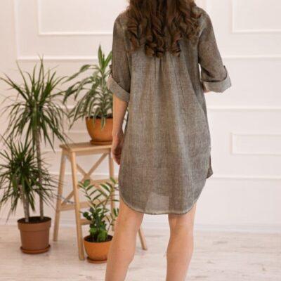 Рубашка-туника (хлопок) №20-274-5 5шт.уп