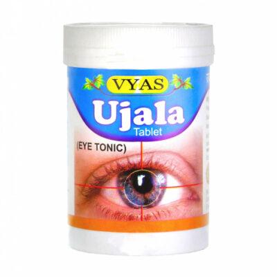 Уджала: витамины для зрения (100 таб), Ujala, произв. Vyas