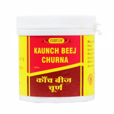 Мукуна жгучая, Kaunch Beej Churna Vyas
