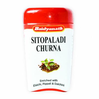 Ситопалади Чурна (60 г), Sitopaladi Churna, Baidyanath
